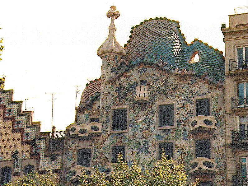 Gotic i Gaudi Tour