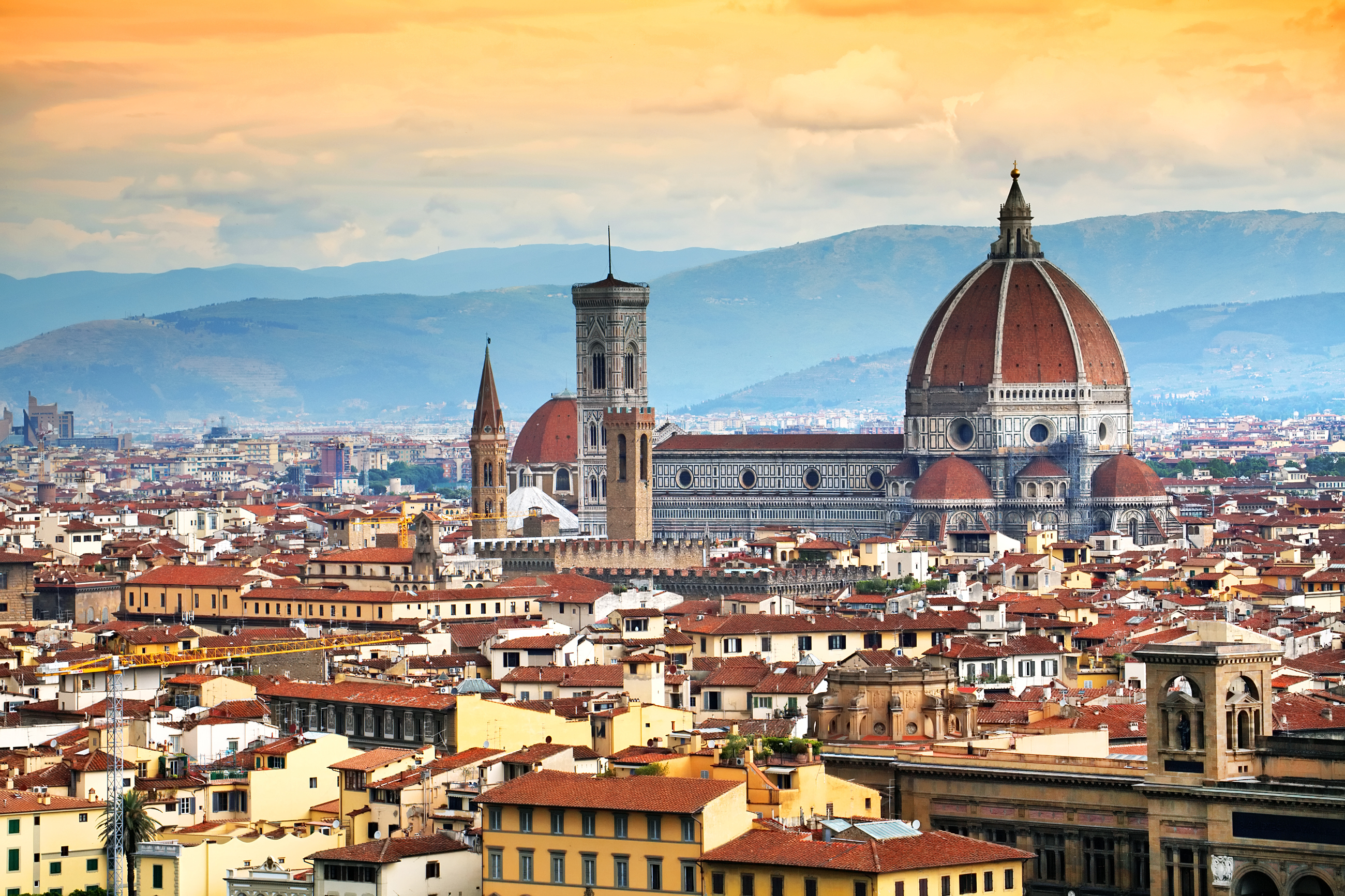 Toskania, kolebka renesansu
