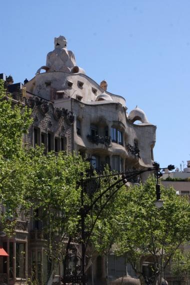 Casa Mila (La Pedrera)